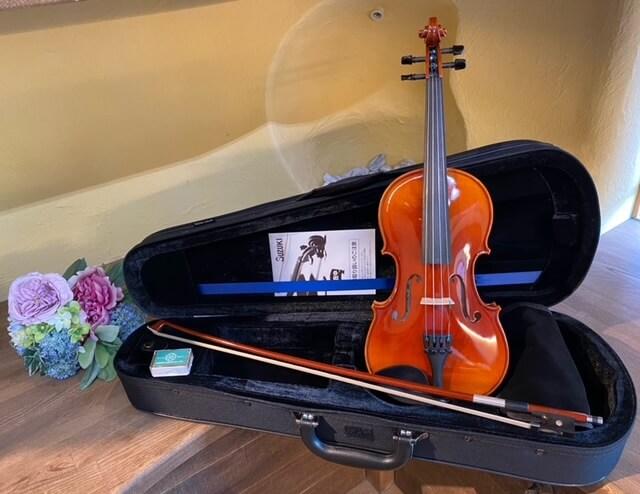 アウトフィットバイオリン 4/4サイズ