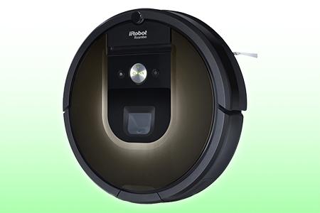 iRobot ロボット掃除機Roomba 980 寄附金額 600,000円 イメージ
