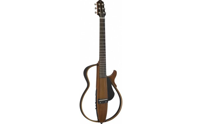 【ふるさと納税】ヤマハサイレントギター SLG200N 寄附金額 220,000円(静岡県磐田市)