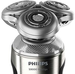 泉州タオル×フィリップス 泉州の華織「麗 Premier」 S9000シリーズシェーバー プレステージ SP9861/13 セット B8F8 (009_184)