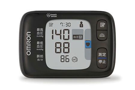 オムロン 手首式血圧計 HEM-6233T