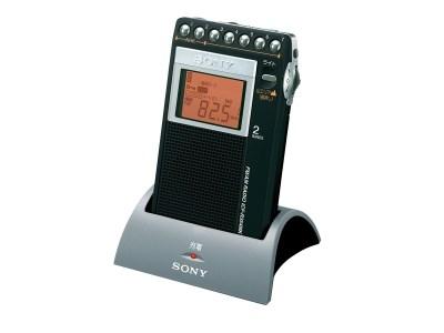ソニーFM/AM P LLシンセサイザーラジオ ICF-R354MK 寄付金額40,000円 (宮城県多賀城市)