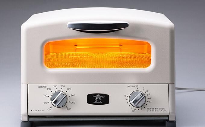 グラファイトグリル&トースター(ホワイト) イメージ