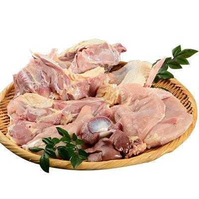 みやざき地頭鶏 肉1羽セット 寄附金額10,000円 (宮崎県宮崎市) イメージ