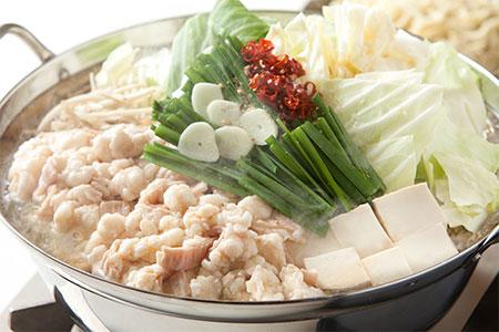 九州の味!「絶品塩モツ鍋セット」 たっぷり15人前 寄附金額10,000円 イメージ