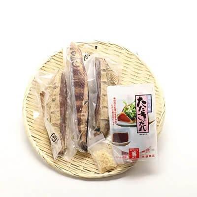 本場須崎!藁焼きカツオのたたき(にんにく、特製タレ付) 寄附金額10,000円(高知県須崎市) イメージ