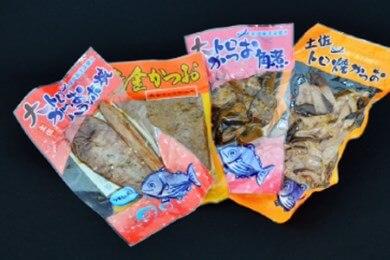 特製ポン酢つき!焼かつおとバラエティセット 寄附金額5,000円(高知県須崎市) イメージ