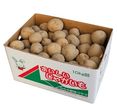 蔵出馬鈴薯 ふらの黄爵 約10kg 寄附金額15,000円(北海道上富良野町) イメージ