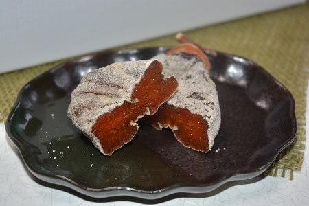 無農薬無くん蒸「紅露柿」-KURO KAKI- 寄附金額10,000円(山梨県甲州市) イメージ