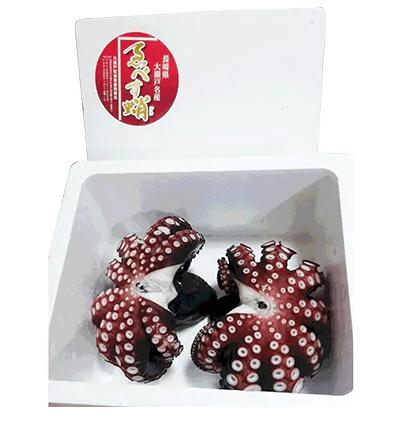 ゑべす蛸   寄附金額10,000円(長崎県時津町) イメージ