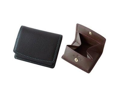 SOMES FE-05コインケース(ブラック)(北海道砂川市)寄附金額40,000円 イメージ