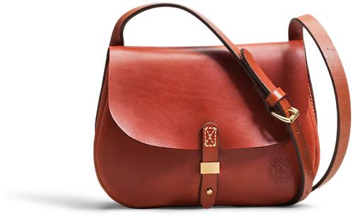 Orox Leather Co. Merces サドルハンドバッグ  Tan 寄附金額115,000円[和歌山県 有田川町] イメージ