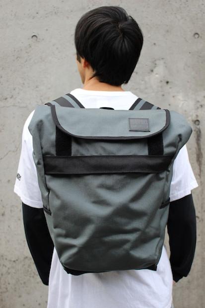 BlaqPaks PDX(バックパック)small Charcoal gray 寄附金額63,000円[和歌山県 有田川町] イメージ