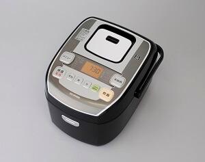 米屋の旨み銘柄炊き圧力IHジャー炊飯器5.5合RC-PA50-B 寄附金額50,000円 イメージ