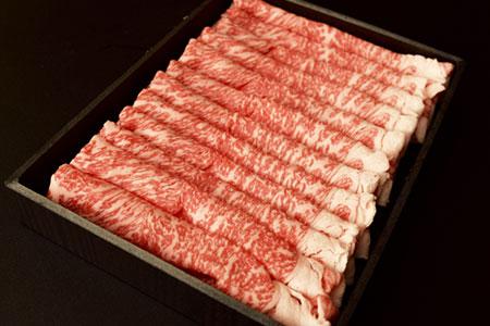 静岡和牛【頂上】ロースすき焼き用 約800g 寄附金額100,000円(静岡県焼津市) イメージ