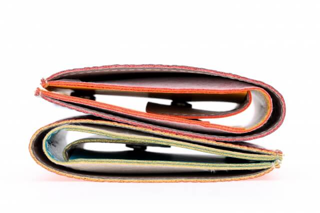 tanikoオリジナル財布(キャメル) (北海道厚真町)寄附金額80,000円 イメージ