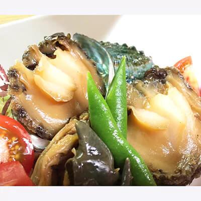 姫あわび煮6パックセット  寄附金額20,000円(長崎県諫早市) イメージ