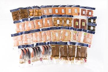 鮭選りすぐりG 寄附金額1,000,000円(新潟県村上市) イメージ
