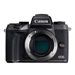 キヤノンミラーレスカメラ(EOSM5ボディ) 寄附金額200,000円 イメージ