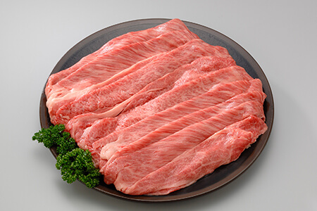 淡路ビーフすき焼き用600g 寄附金額20,000円(兵庫県淡路市) イメージ