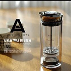 コーヒーメーカー アメリカンプレス 寄附金額29,000円 イメージ