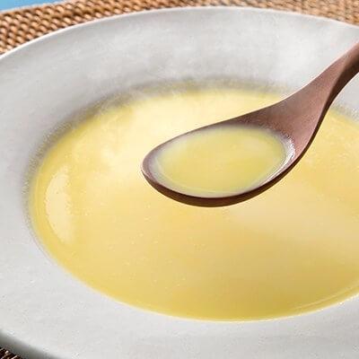 お手軽に自然の甘さのコーンスープの素 6袋(300ml×3袋、100ml×3袋) 寄附金額10,000円(大分県竹田市) イメージ