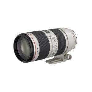 キヤノン交換レンズ(EF70-200mm F2.8L IS II USM)寄附金額500,000円(大分県国東市) イメージ