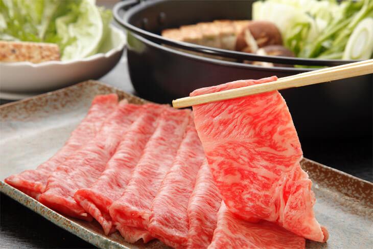 すきやき・しゃぶしゃぶ用牛肉ランキング