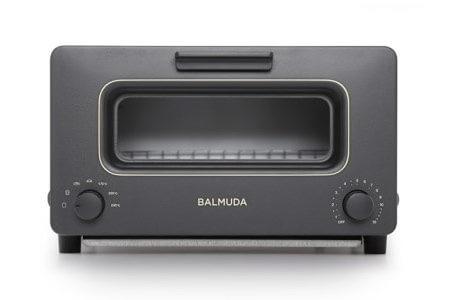 BALMUDA The Toaster(ブラック)寄附金額83,000円(大分県玖珠町)