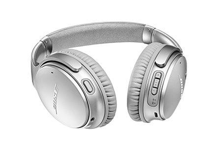 Bose(R) QuietComfort 35 wireless headphones II(シルバー)寄附金額150,000円(大阪府熊取町) イメージ