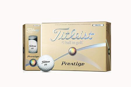 タイトリスト Prestige(ホワイト)寄附金額30,000円(佐賀県みやき町) イメージ