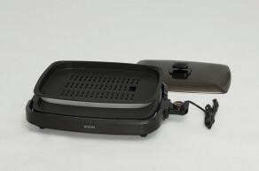 網焼き風ホットプレート(2枚)APA-134-T 寄附金額20,000円(静岡県小山町) イメージ