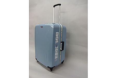 日本製スーツケース ワールドトラベラー・カタノイ スカイブルー 寄附金額100,000円(神奈川県開成町) イメージ