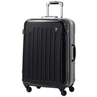 スーツケースPC7000 MSサイズ ナイトブラック 寄付金額25,000円(長崎県佐世保市) イメージ