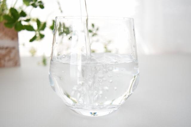 蛍の郷の天然水(炭酸水)