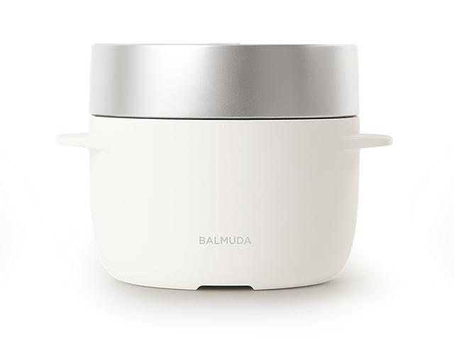BALMUDA炊飯器(ホワイト)寄附金額120,000円 イメージ