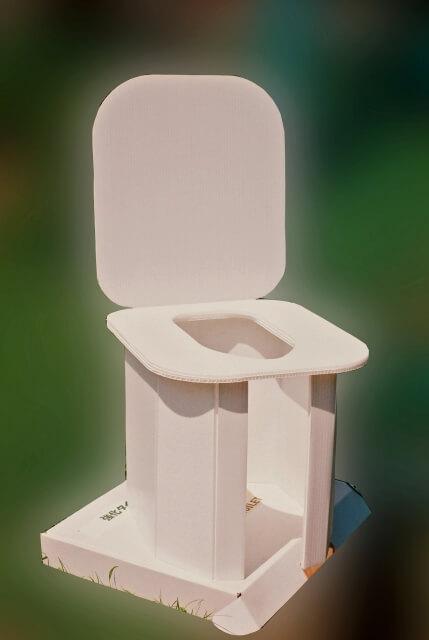 防災トイレ(非常用トイレ)ベンリー袋50回分 寄附金額10,000円(茨城県境町) イメージ