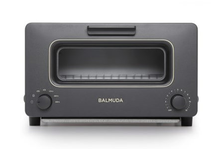 BALMUDA The Toaster(ブラック)寄附金額68,000円(大阪府熊取町) イメージ