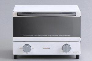 スチームオーブントースター 2枚焼き SOT-011-W 寄附金額15,000円