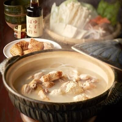 鶏飼う人 古処鶏 水炊きギフトセット(3~4人用) 寄附金額10,000円(福岡県朝倉市) イメージ