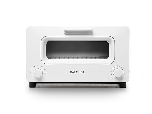 BALMUDA The Toaster(ホワイト)寄附金額62,000円 イメージ
