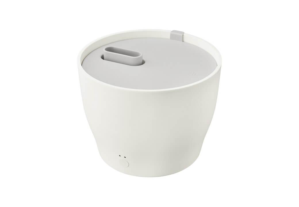 プラスマイナスゼロ スチーム式加湿器Z210/ホワイト 寄附金額42,000円(大分県玖珠町) イメージ