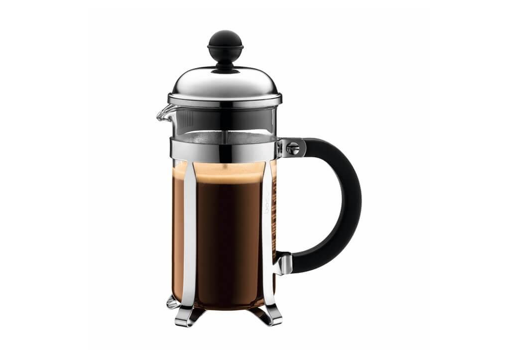 ボダム シャンボールフレンチプレスコーヒーメーカー 0.35L 寄附金額14,000円 イメージ