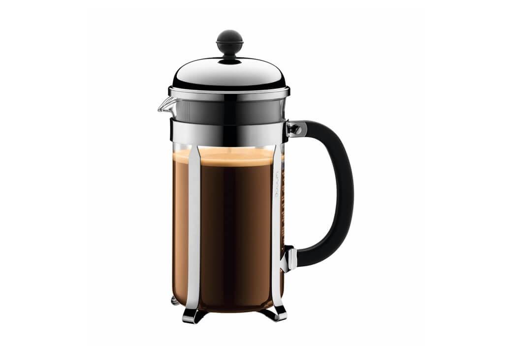 ボダム シャンボールフレンチプレスコーヒーメーカー 1.0L 寄附金額22,000円 イメージ