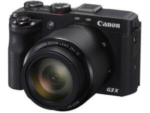 Canon PowerShot G3X 寄附金額270,000円