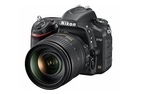 一眼レフカメラ Nikon D750 24-120 VR レンズキット 寄附金額550,000円 イメージ