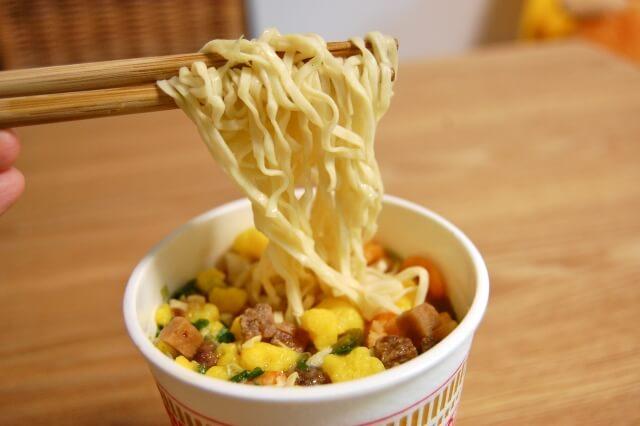 日清食品カップ麺詰め合わせセット 寄附金額10,000円 イメージ