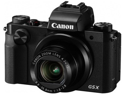 Canon PowerShot G5X 寄附金額190,000円 イメージ