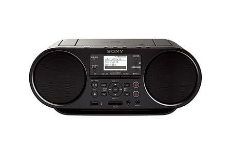 ソニーCDラジオ ZS-RS81BT 寄附金額50,000円 イメージ