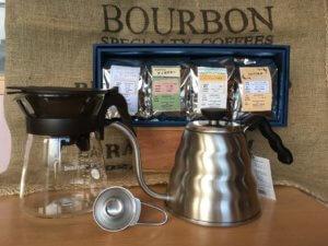 B15 スペシャルティーコーヒーとドリップセット(挽き)